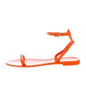 VALENTINO Rockstud Rubber Sandals